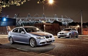 Jocurile Olimpice aduc ediţii speciale BMW Seria 1 şi Seria 3