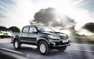OFICIAL: Noul Toyota Hilux facelift