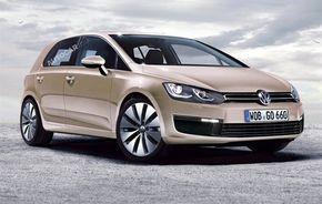 Viitorul Volkswagen Golf va avea un aspect mai sportiv