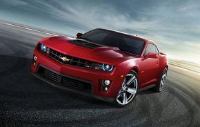 Viitorul Chevrolet Camaro ZL1 ar putea dezvolta peste 570 CP