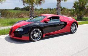 Cea mai ieftină copie de Bugatti Veyron din lume costă 89.000 de dolari