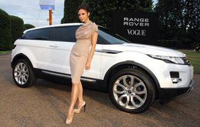 Range Rover Evoque va avea o ediţie specială Victoria Beckham