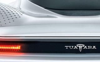 Tuatara, modelul care va încerca să-i fure coroana lui Veyron Super Sport