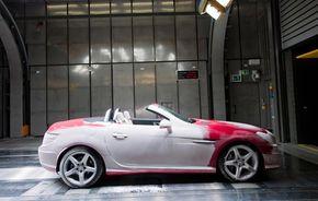 Mercedes a deschis două tunele aerodinamice, care pot simula 265 km/h şi 60 grade Celsius