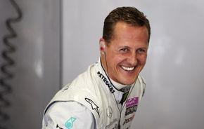 """Schumacher: """"Aş vrea să văd un duel între Senna şi Fangio"""""""