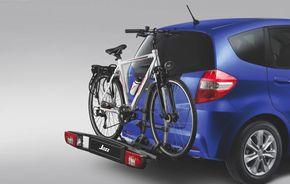 Honda a lansat un suport universal de biciclete