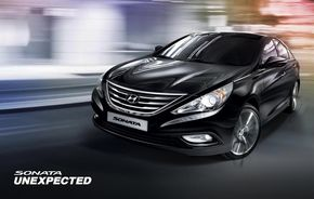 Hyundai Sonata a primit un facelift discret