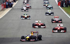 Avancronica Marelui Premiu de Formula 1 al Germaniei