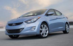 Hyundai Elantra, în România de la 14.450 de euro cu TVA inclus