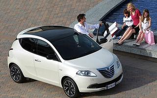 Lancia Ypsilon a înregistrat 13.000 de comenzi în luna iunie