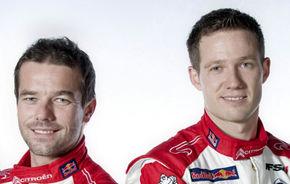 Loeb şi Ogier se contrează pe tema unei victorii în Finlanda