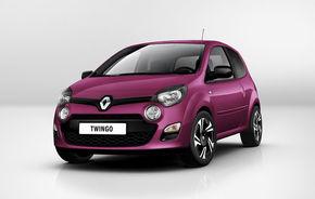 OFICIAL: Prima imagine a noului Renault Twingo facelift