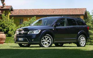 Fiat Freemont a depăşit aşteptările de vânzări pentru 2011 într-o lună