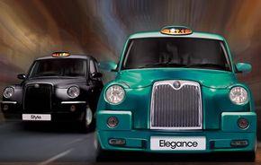 STUDIU: 22.000 de taxiuri emană 4.000 de tone de CO2 pe săptămână