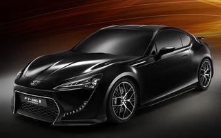 Toyota ar putea lansa o versiune Coupe a lui Prius în 2014