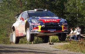 Loeb a câştigat Raliul Finlandei!