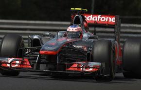 Button a câştigat Marele Premiu al Ungariei!
