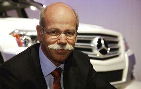 """Şeful Daimler: """"Mercedes ar trebui să fie numărul unu la vânzări"""""""