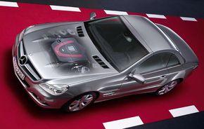 Mercedes-Benz ar putea renunţa definitiv la motorizările V12 pentru SL