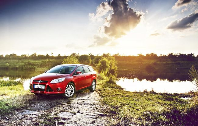 Test drive Ford Focus Wagon (2011-2014)