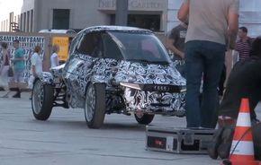 Audi testează un model electric de oraş