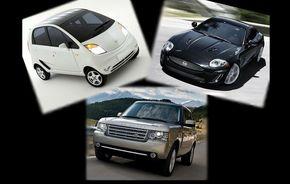 Tata Motors va investi 2.4 miliarde de dolari pe an în Jaguar şi Range Rover