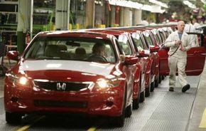 Honda va construi o nouă linie de asamblare in Mexic