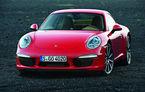 FRANKFURT: Primele imagini cu noua generaţie Porsche 911