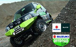 Cea de-a doua etapă Suzuki Challenge din 2011 are loc la Cluj