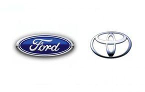 Ford şi Toyota vor dezvolta împreună un sistem de propulsie hibrid