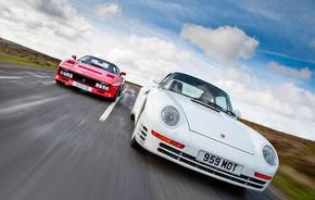 "Porsche: ""Vom face un model care se va bate cu Ferrari!"""