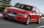 Audi S6 - primele fotografii şi informaţii oficiale