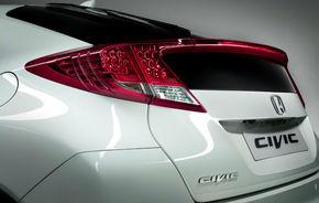 Noul Honda Civic se pregăteşte de lansare: acesta este spatele compactei nipone