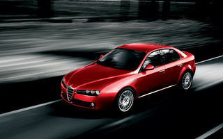 Adio, Alfa Romeo 159!