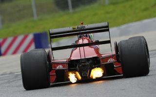 GALERIE FOTO: Monoposturi clasice Ferrari, pe circuitul Red Bull Ring