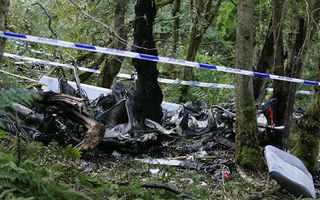 Colin McRae, vinovat pentru producerea accidentului mortal din 2007