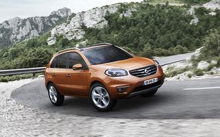 GALERIE FOTO: Noul Renault Koleos facelift