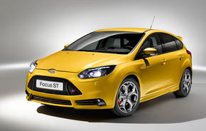 OFICIAL: Noul Ford Focus ST, hot hatch-ul mult aşteptat