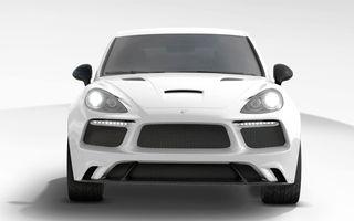 Eterniti Hemera, noua apariţie în lumea super-SUV-urilor