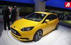 FRANKFURT 2011 LIVE: Ford a mizat pe performanţă - Focus ST şi Fiesta ST Concept