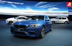 FRANKFURT 2011 LIVE: BMW M5 şi celelalte premiere ale bavarezilor