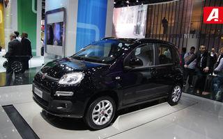 FRANKFURT 2011 LIVE: Noul Panda şi Alfa 4C Concept tronează în standul Grupului Fiat