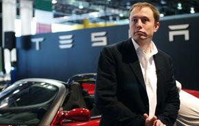 """Şeful Tesla: """"Majoritatea maşinilor care vor circula în 2030 vor fi electrice"""""""