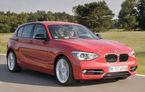 BMW Seria 1, în România de la 25.668 euro cu TVA inclus