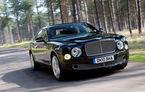 Bentley confirmă variantele cabrio şi coupe pentru Mulsanne
