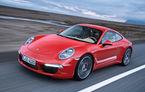 Porsche 911, cel mai mediatizat model al Salonului de la Frankfurt