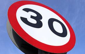 Parlamentul European va impune limită de 30 km/h în oraş
