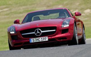 Mercedes SLC, confirmat oficial