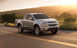 Chevrolet Colorado, imagini şi informaţii oficiale