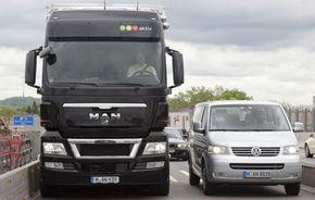Comisia Europeană a aprobat preluarea MAN/Volkswagen